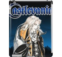 Castlevania - Alucard iPad Case/Skin