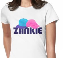 Zankie Womens Fitted T-Shirt