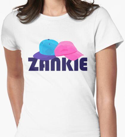 Zankie Womens Fitted T-Shirt
