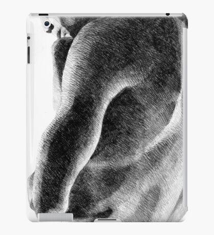 Melancholy, 2011, 100-70cm, graphite crayon iPad Case/Skin