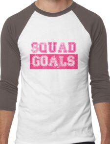 Squad Goals Men's Baseball ¾ T-Shirt