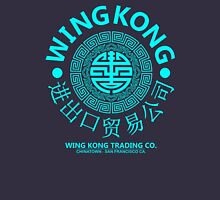 WING KONG - BIG TROUBLE IN LITTLE CHINA JACK BURTON (TURQUOISE) Unisex T-Shirt