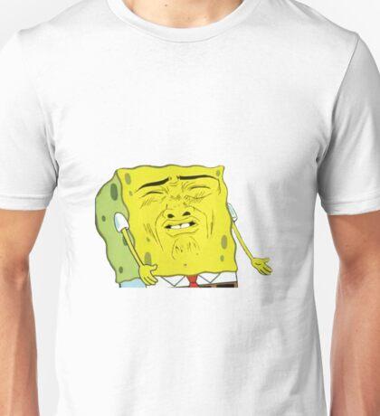 Why Spongebob Why!? Unisex T-Shirt