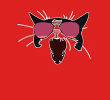 Cat with Pink Aviators Unisex T-Shirt