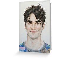 Darren Criss Greeting Card