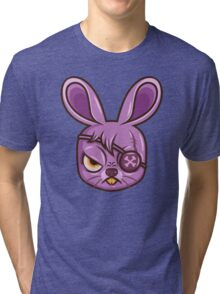 Bada$$ Bunny Tri-blend T-Shirt