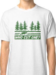 Who Cut One Classic T-Shirt