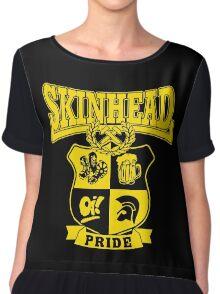 SKINHEAD PRIDE Chiffon Top
