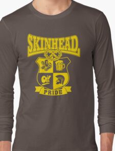 SKINHEAD PRIDE Long Sleeve T-Shirt