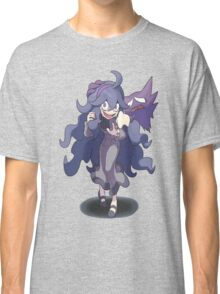 Pokemon X and Y - Hex Maniac and Haunter Classic T-Shirt