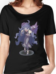 Pokemon X and Y - Hex Maniac and Haunter Women's Relaxed Fit T-Shirt