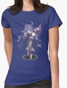 Pokemon X and Y - Hex Maniac and Haunter Womens Fitted T-Shirt