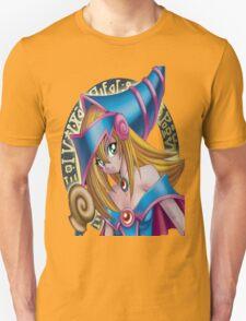dark magician girl yugioh T-Shirt