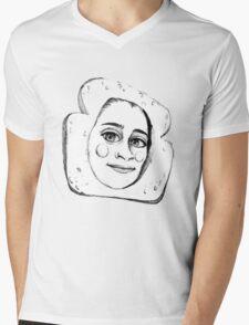 CUTE LAUREN JAUREGUI SKETCH Mens V-Neck T-Shirt