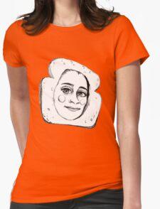 CUTE LAUREN JAUREGUI SKETCH Womens Fitted T-Shirt