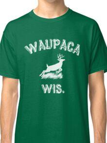 WAUPACA WIS. - Dustin's Stranger Things shirts Classic T-Shirt