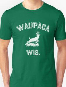 WAUPACA WIS. - Dustin's Stranger Things shirts Unisex T-Shirt
