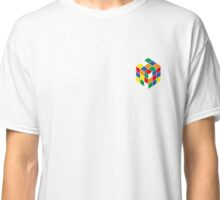 Rubiks Cube Minimal Classic T-Shirt