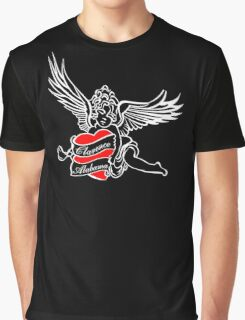 -TARANTINO- True Romance Tattoo Graphic T-Shirt