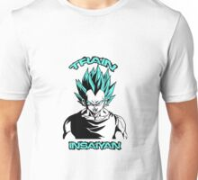 Train Insaiyan - Vegeta Unisex T-Shirt