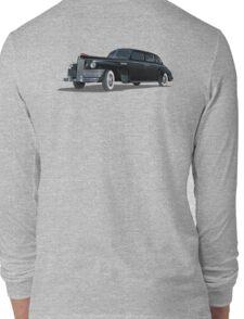 Retro limousine Long Sleeve T-Shirt