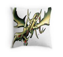 curse of dragon yugioh Throw Pillow