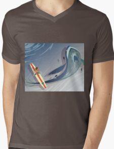 Lance's View Mens V-Neck T-Shirt