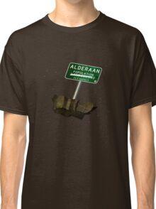 Welcome to Alderaan Classic T-Shirt