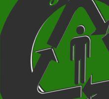 Oa's Soylent Green Sticker