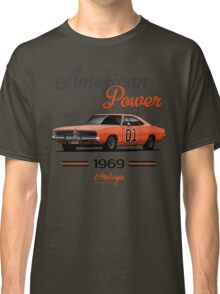 Dodge Charger 69 General Lee Classic T-Shirt