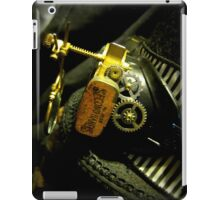 Steampunk Ladies Hat 2.0 iPad Case/Skin