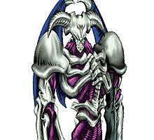 summoned skull yugioh Photographic Print