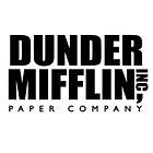 Dunder Mifflin Paper Company Logo by Dalal Semprun