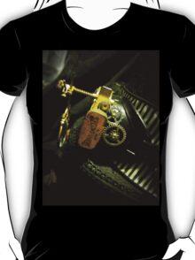 Steampunk Ladies Hat 2.0 T-Shirt