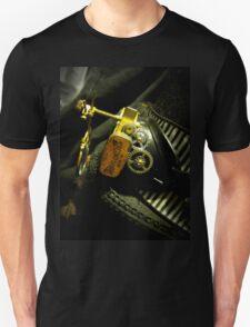Steampunk Ladies Hat 2.0 Unisex T-Shirt