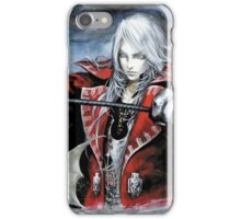Castlevania - Alucard iPhone Case/Skin