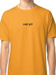cool girl Classic T-Shirt
