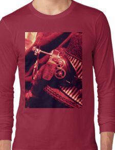Steampunk Ladies Hat 2.1 Long Sleeve T-Shirt