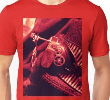 Steampunk Ladies Hat 2.1 Unisex T-Shirt