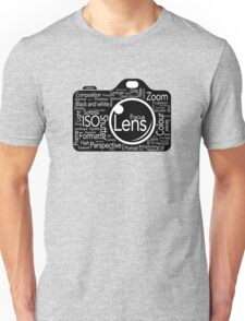 Photographers Vocab Unisex T-Shirt