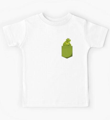 Kermit Pocket Kids Tee