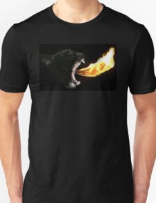 Flame Tongue Kitty T-Shirt