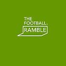 Ramble logo green – cases by The Football Ramble