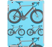 Road Bike Graphic iPad Case/Skin