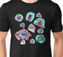 Geode Crystals  Unisex T-Shirt