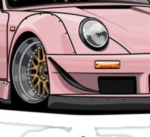 RWB (pink) Sticker