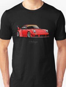 RWB (red) Unisex T-Shirt