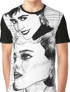 The look Graphic T-Shirt