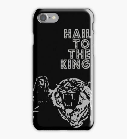 Ezekiel - Hail To The King iPhone Case/Skin