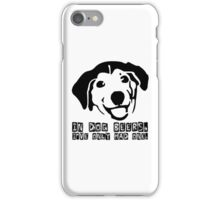 Dog Beer Funny T shirt Quote Animals Drunk Alcohol Cool Joke iPhone Case/Skin